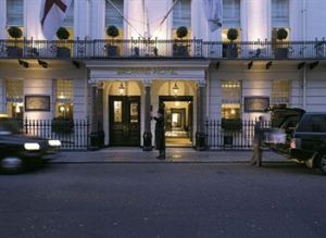 Do London Brown's Hotel Style
