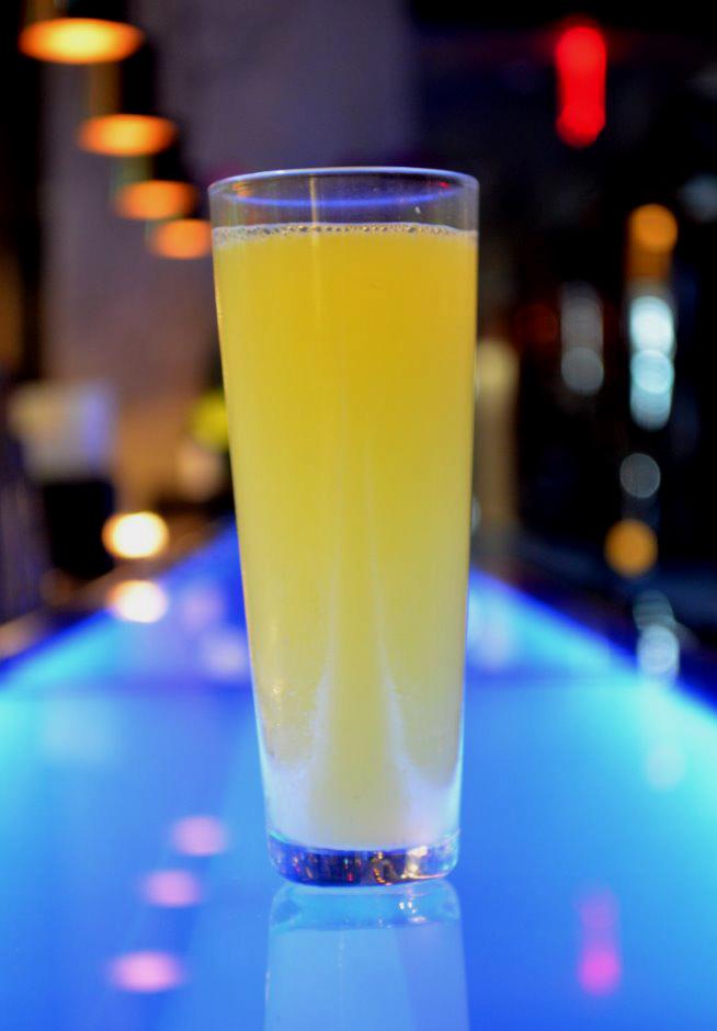 caliche rum   Manhattan with a Twist