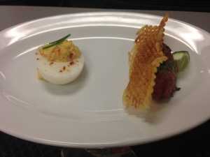 A Mystery Tour of Food & Wine, Plus Deviled Eggs