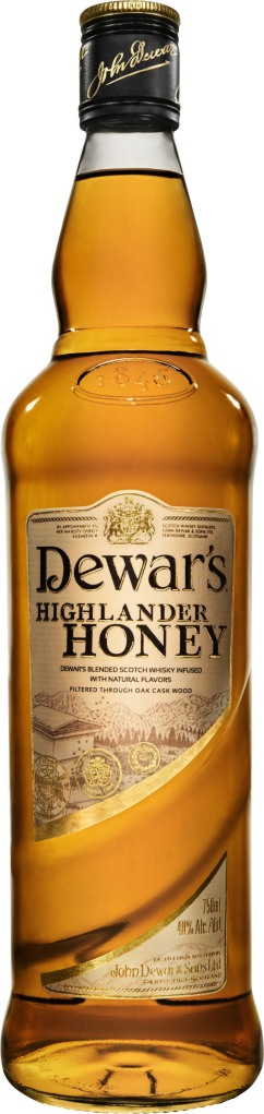 Dewar's Introduces Highlander Honey