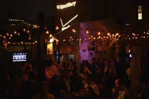 Blackberry Z10 Party