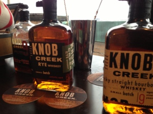 Knob Creek Pairs Up with Chef Symon for An Unforgettable Pig Roast