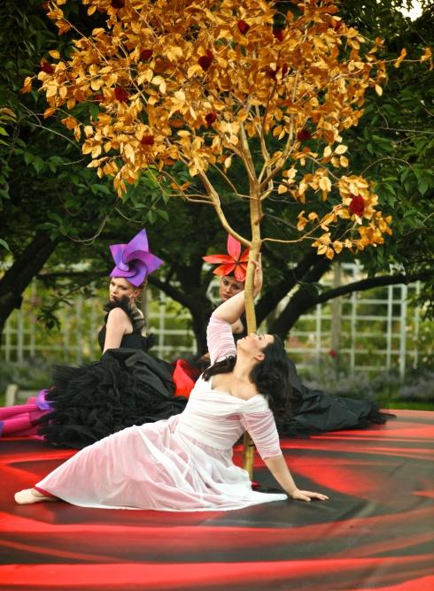 Enjoy Opera Al Fresco at the Brooklyn Botanic Garden