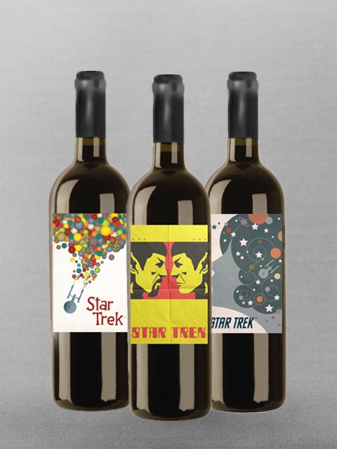 StarTrek Wines