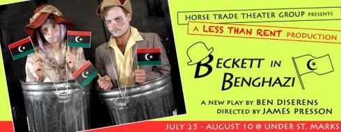Beckett in Benghazi