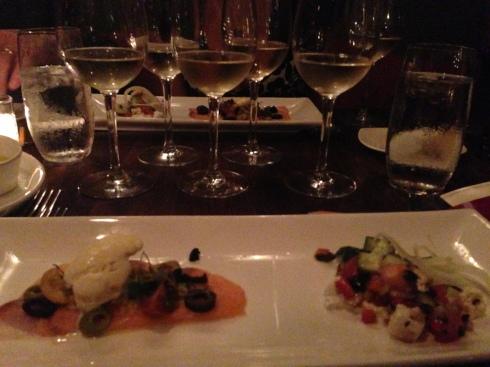 Melibea Hosts Torres Wine Dinner