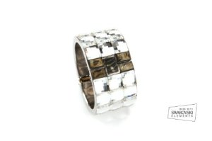 Looking Glass Cuff (Crystal)