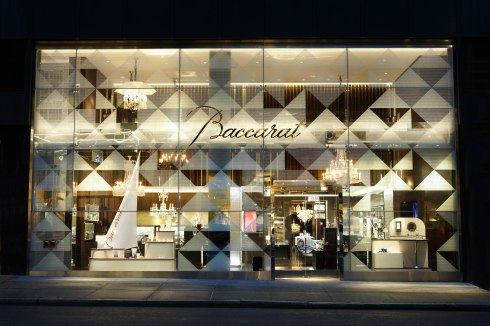 Baccarat's Latest Addition Measures Up