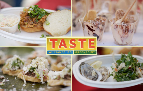 The Ultimate Tasting Event: Taste Williamsburg