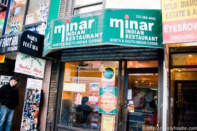 Minar Indian Restaurant- Midtown's Hidden Gem