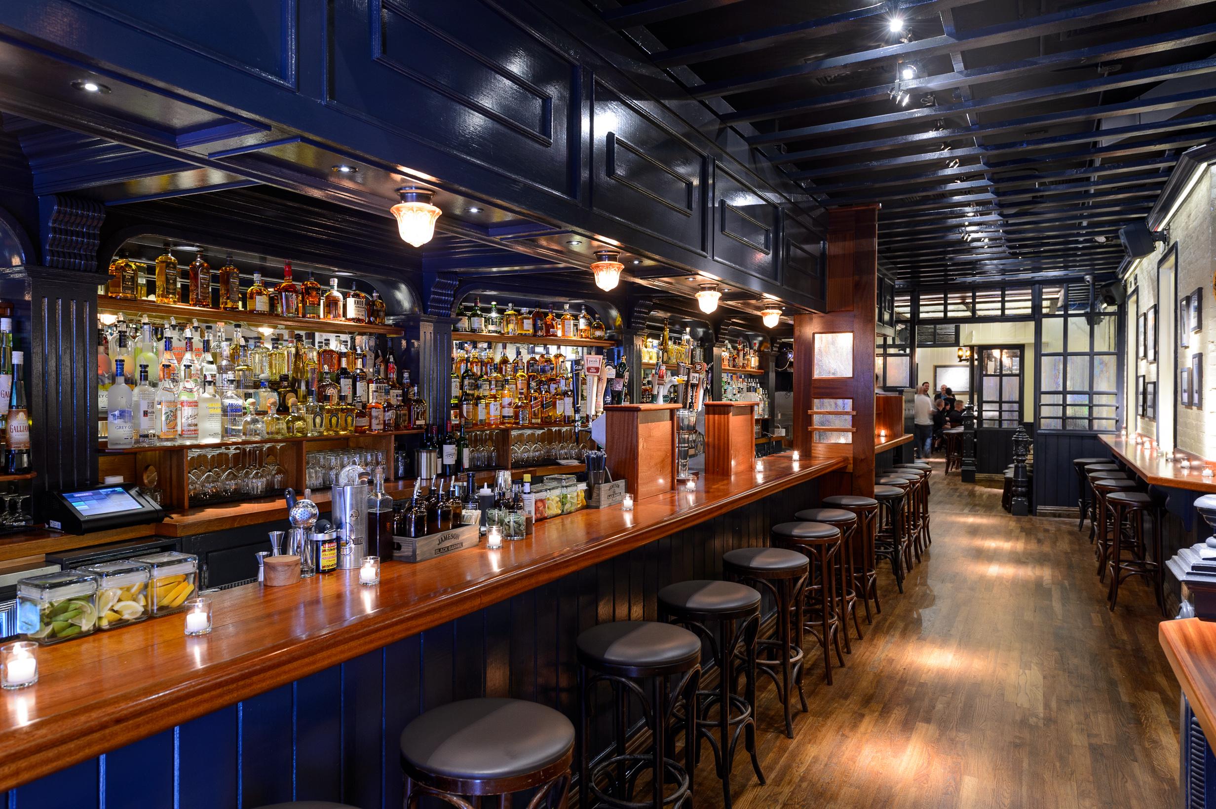 Oyster Eggs GRACE Irish Pub Takes ...
