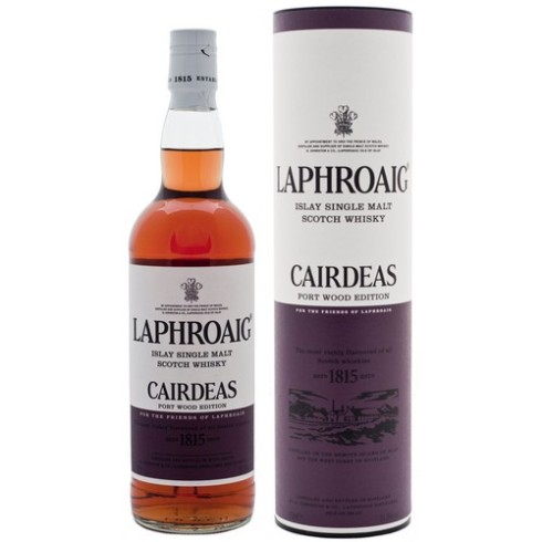 Laphroaig Live Whisky Tasting