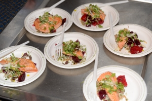 City Harvest Bid Against Hunger Tasting Event