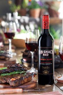 Tailgating Just Got Better with Rib Shack Red