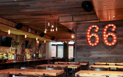 A Taste of Americana at Route 66 Smokehouse
