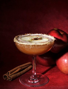 Thanksgiving Apple Cider Punch - FRT